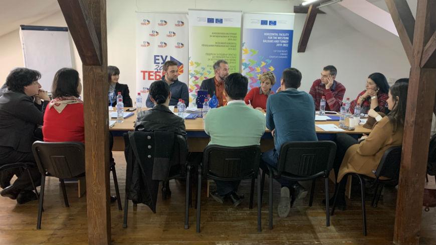 Воспоставување на Локално координативно тело за спроведување на законот за бесплатна правна помош во Битола